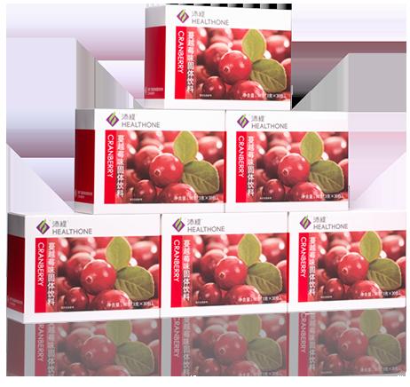 蔓越莓味固体饮料
